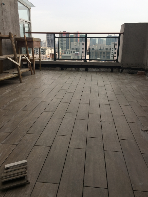防腐木地砖